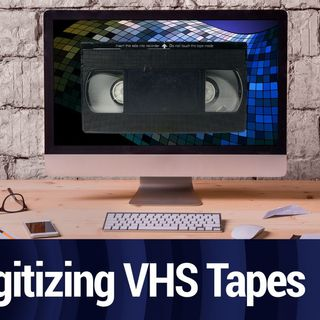 Digitizing VHS Tapes | TWiT Bits