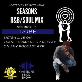 Seasons RnB Soul Mix featuring Music by RGBE