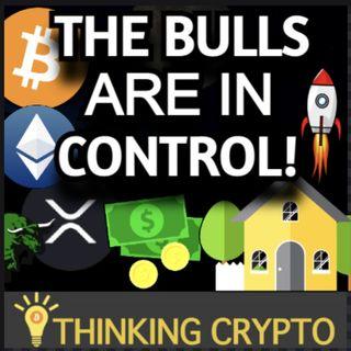 Crypto Bulls Rally - Bitcoin $50K - Pay Mortgage With Crypto - Missouri Mayor Free $1K in Bitcoin!