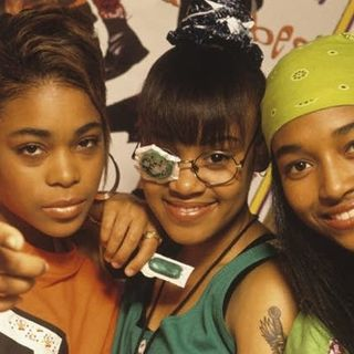 Sky Keeton/Lisa Left Eye/Live With Court