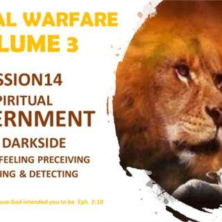 SPIRITUAL WARFARE VOL 3 SESSION FOURTEEN 14 B DISCERNMENT ..CLEAR THE WAY