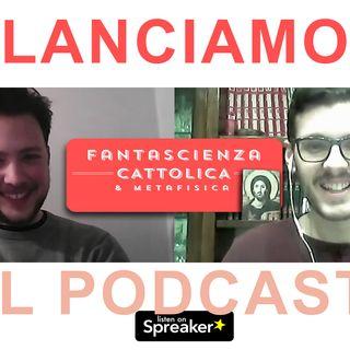 Lancio del Podcast con Pietro Calore e Francesco Destro!