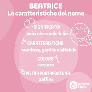 Beatrice, nome per bambina: significato, onomastico e curiosità