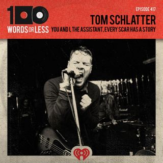 Tom Schlatter from You & I, The Assistant and Every Scar Has A Story