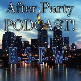 "The After Party RPG Podcast 3 ""The One With The Missing Pathfinder adventures"""
