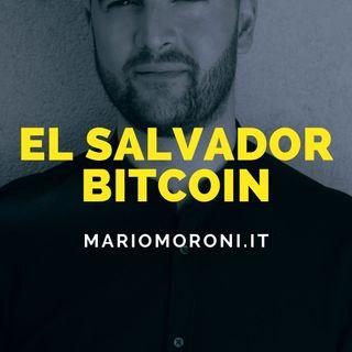 El Salvador è il primo paese al mondo ad adottare il bitcoin come valuta legale
