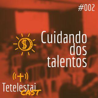 Cuidando dos talentos | Jhonatan Ribeiro