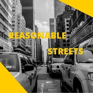 EPISODE 1- REASONABLE  STREETS