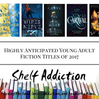 Ep 64: Highly Anticipated Young Adult Fiction Titles of 2017 | Book Chat LIVE