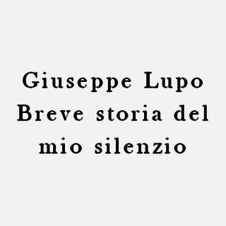 Giuseppe Lupo - Breve storia del mio silenzio