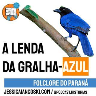 [T4 #1] A Lenda da Gralha Azul - Folclore do Paraná | Historinha