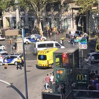 One American Among Barcelona Dead