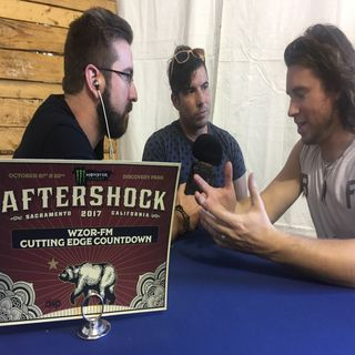 Rockcast at Aftershock - Nothing More