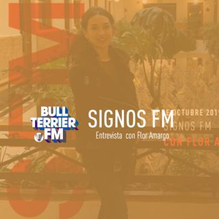 SignosFM #593 con Flor Amargo