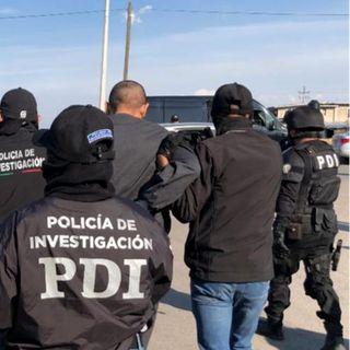 """Óscar Andrés Flores, """"El Lunares"""" fue detenido"""