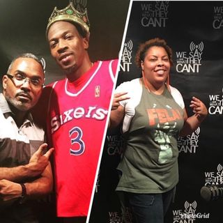 King Darnell Show Ep. 1 feat - Large Professor and Soulful Sips