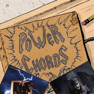 Power Chords Podcast: Track 52--Ozzy and New England