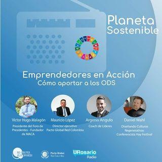 Emprendedores en Acción: como aportar a los ODS