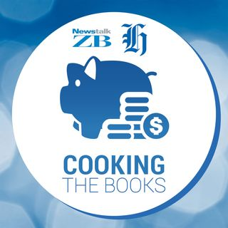 Cooking the Books: One money tip from... James Shaw