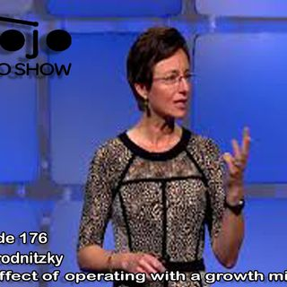 The profound effect of operating with a growth mindset with Dr Eve Grodnitzky