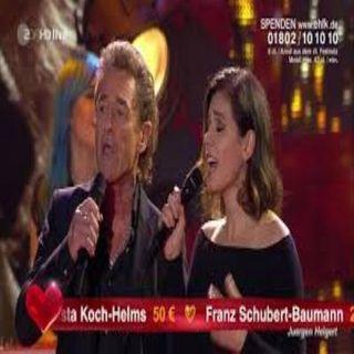Peter Maffay & Katie Melua - Ich Wollte Nie Erwachsen Sein