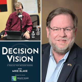 Decision Vision Episode 56:  Should I Partner with a Technology Transfer Office? – An Interview with Stephen Fleming, University of Arizona
