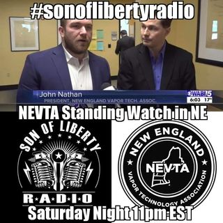 #sonoflibertyradio -NEVTA Standing Guard in NE