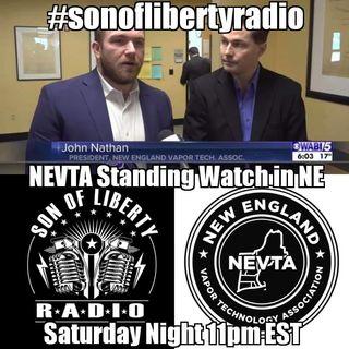 #sonoflibertyradio -NEVTA Standing Guard in NE
