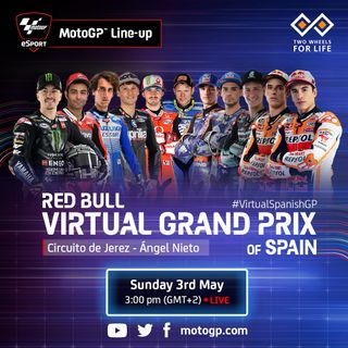 MotoGP eSport | RedBull Virtual Grand Prix of Spain