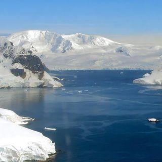 Antartide, il 60% del ghiaccio è a rischio