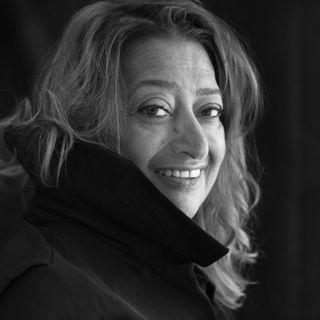 Nel cielo stellato di Zaha Hadid