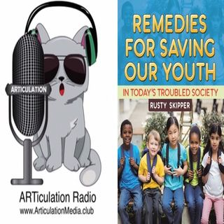 ARTiculation Radio — BENEFITS OF MORALITY (interview w/ Author Rusty Skipper)