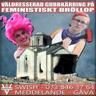 VÄLDRESSERAD GUBBKÄRRING PÅ FEMINISTISKT BRÖLLOP