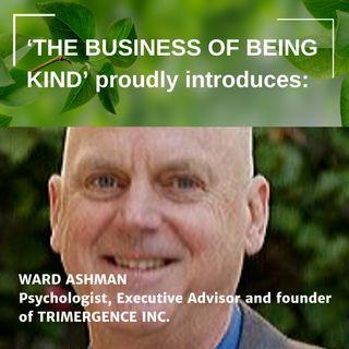 Corporate psychologist & executive coach WARD ASHMAN on culture