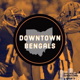 Ep.4: Bengals 11th-Overall Pick Talk + Darqueze Dennard signs 1-Year Deal