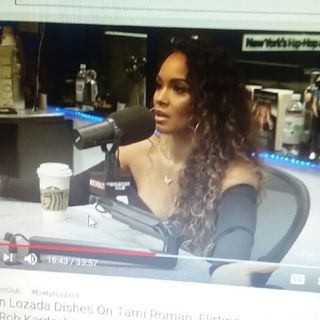 Evelyn Lozada's Breakfast Club Interview Recap
