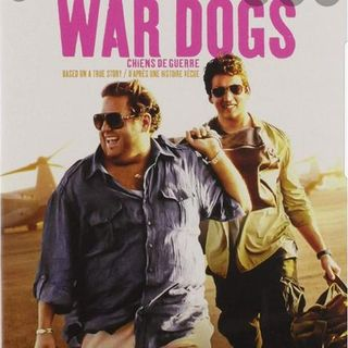 War Dogs vs Reparations: 619-768-2945