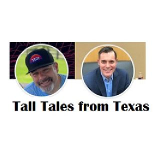 Episode 15 - Tall Tales From Texas Pt. 3.  The TEDx Story