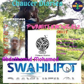 Episode 2 - Abdulhamid Chaucer's show