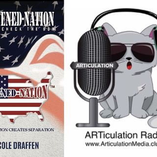 ARTiculation Radio — HYPHENATION CREATES SEPARATION (interview w/ Activist Author Nicole Draffen)