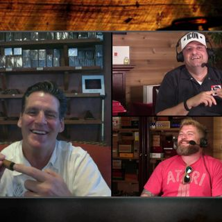 Across the Pond - Stogie Geeks #281