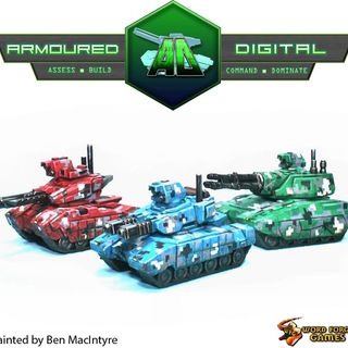 Skirmish Supremacy Episode 107 - Armoured Digital