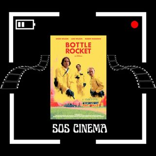 """Bottle Rocket"" (1996) and Jeff Bezos's Rocket Adventure - SOSC #8"