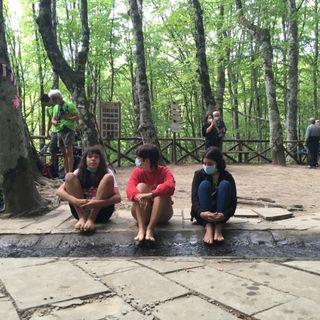 #OltrApe day 37 - Monte Fumaiolo: la fonte del Tevere