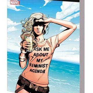 "Source Material #152 - Mockingbird ""My Feminist Agenda"" (Marvel) (2016)"