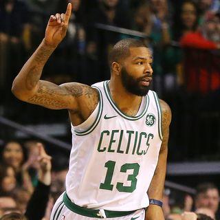 Injured Marcus Morris On Offensive Tear For Celtics