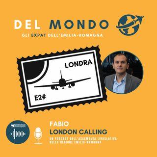 Fabio - London Calling