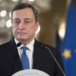 Mario Draghi e il programma di governo