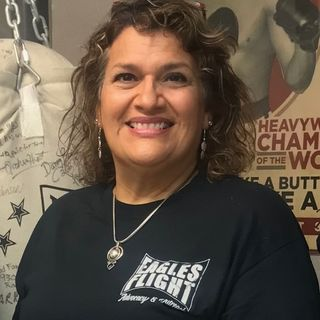 Episode 133 | Pamela Espurvoa Allen founder and advocate for Eagles Flight Advocacy and Outreach