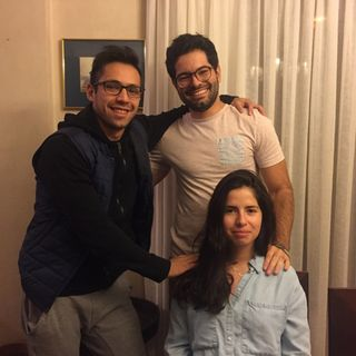 La Digna Cultura con Jorge Eguino y Martina Eguino Parte II